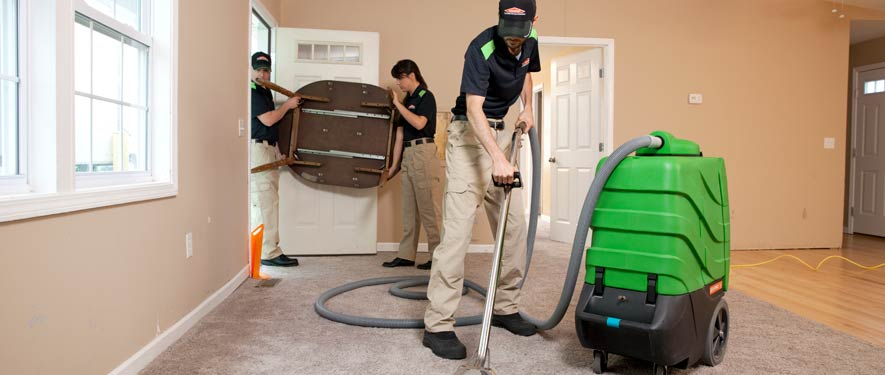 Glendale, CA residential restoration cleaning